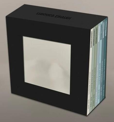 Ludovico Einaudi - Seven Days Walking (2020 Reissue, Box, 7 CDs)