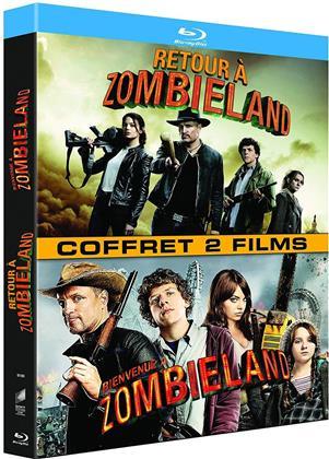 Retour à Zombieland - Zombieland 2 / Bienvenue à Zombieland (Box, 2 Blu-rays)