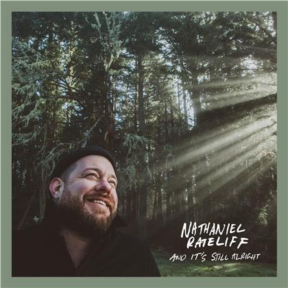 Nathaniel Rateliff - And It's Still Alright (Indie Exclusive, Ocean Green Clear Vinyl, LP)