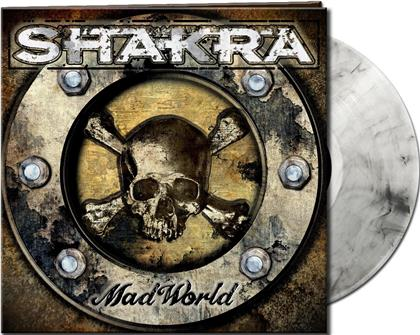 Shakra - Mad World (CH Exclusive, Gatefold, White/Black Marbled Vinyl, LP)