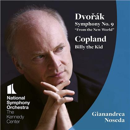 Antonin Dvorák (1841-1904), Aaron Copland (1900-1990), Gianandrea Noseda & National Symphony Orchestra - Symphony No.9 From The New World / Billy The Kid (Hybrid SACD)