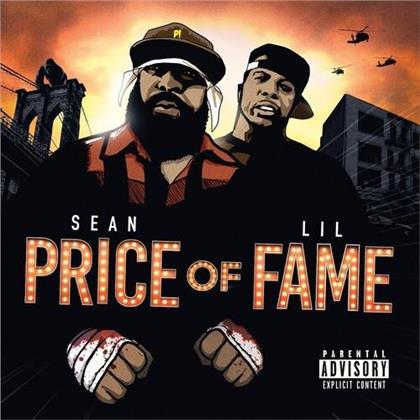 Sean Price & Lil Fame (M.O.P.) - Price Of Fame (Green Splatter Vinyl, LP)