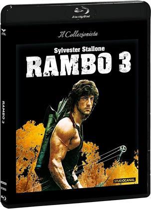 Rambo 3 (1988) (Il Collezionista, Blu-ray + DVD)