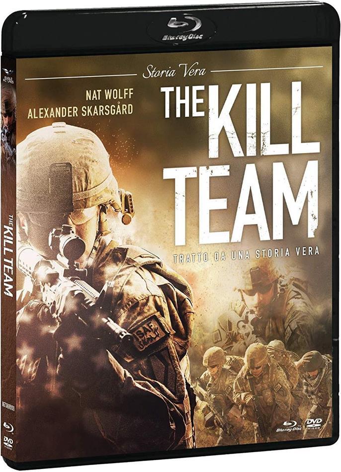 The Kill Team (2019) (Storia Vera, Blu-ray + DVD)