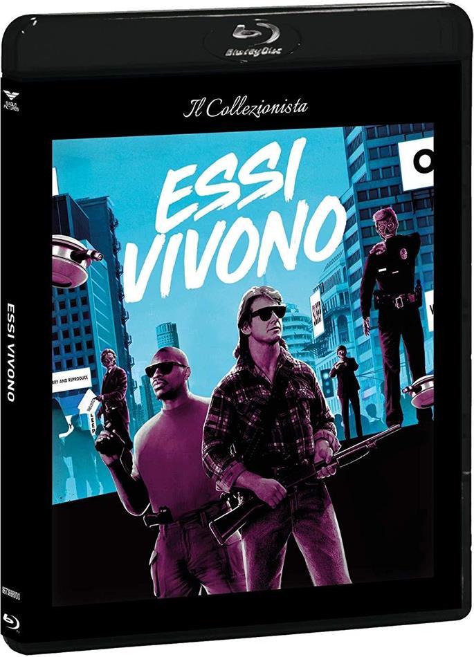 Essi vivono (1988) (Il Collezionista, Blu-ray + DVD)