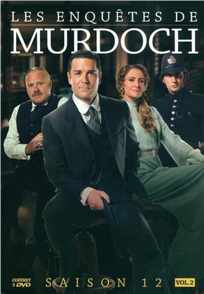 Les enquêtes de Murdoch - Saison 12 - Vol. 2 (3 DVDs)