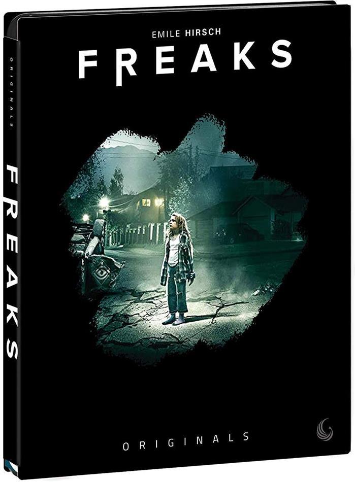 Freaks (2018) (Originals, Blu-ray + DVD)