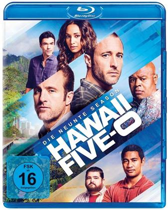 Hawaii Five-O - Staffel 9 (2010) (6 Blu-rays)