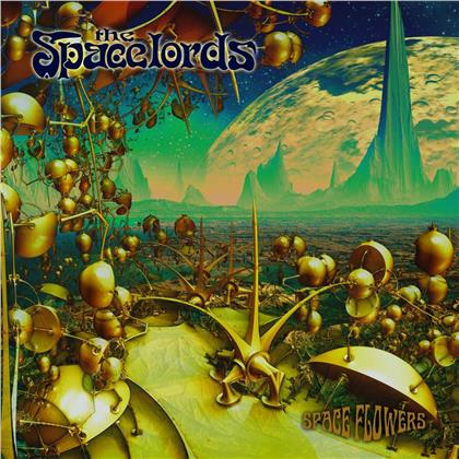 The Spacelords - Spaceflowers (Gatefold, Colored, LP + Digital Copy)