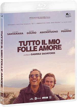 Tutto il mio folle amore (2019) (Blu-ray + DVD)