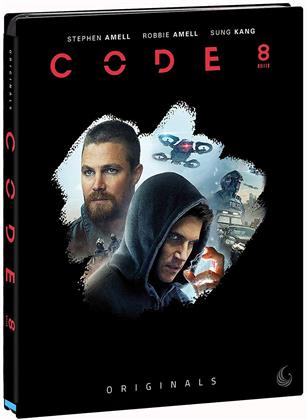 Code 8 (2019) (Originals, Blu-ray + DVD)