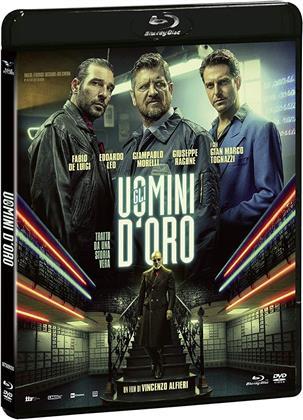 Gli uomini d'oro (2019) (Blu-ray + DVD)