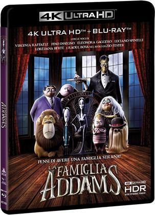 La famiglia Addams (2019) (4K Ultra HD + Blu-ray)