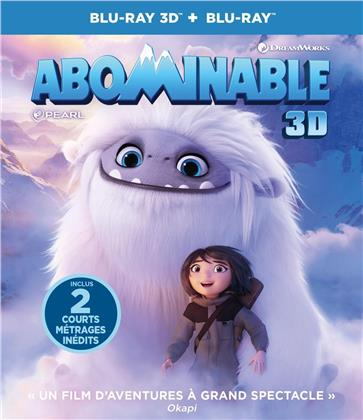 Abominable (2019) (Blu-ray 3D + Blu-ray)