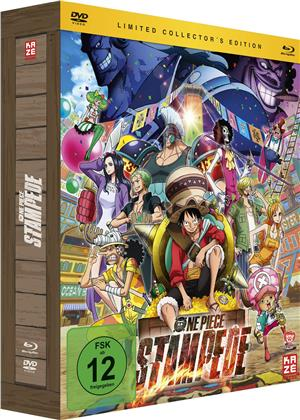 One Piece - Der 13. Film - Stampede (2019) (Collector's Edition, Blu-ray + DVD)