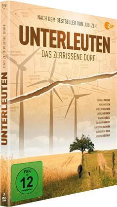 Unterleuten - Das zerrissene Dorf - Mini-Serie (Schuber, Digibook, 2 DVDs)