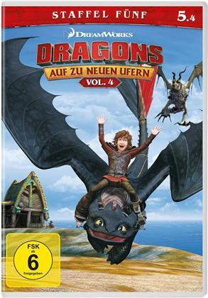 Dragons - Auf zu neuen Ufern - Staffel 5 - Vol. 4