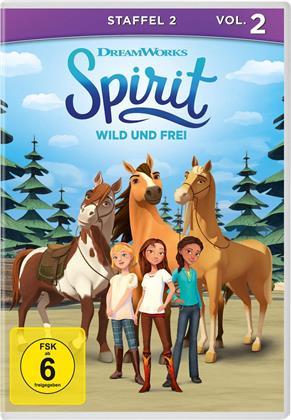 Spirit - Wild und Frei - Staffel 2 - Vol. 2