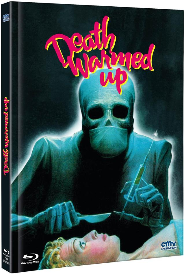 Death Warmed Up (Cover B, Limited Edition, Mediabook, Uncut, Blu-ray + DVD)