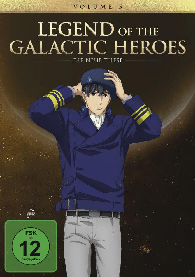 Legend of the Galactic Heroes - Die Neue These - Vol. 5