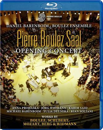 Daniel Barenboim & Boulez Ensemble - Pierre Boulez Saal - Opening Concert