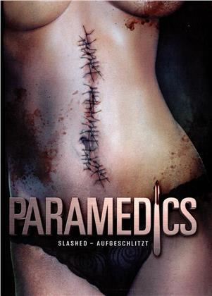 Paramedics - Slashed - Aufgeschlitzt (2016) (Cover B, Limited Edition, Mediabook, Blu-ray + DVD)