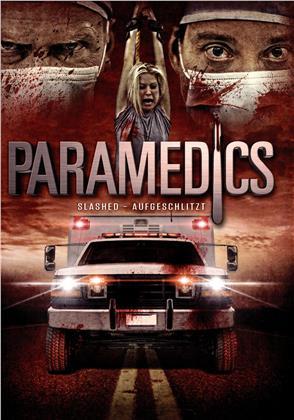 Paramedics - Slashed - Aufgeschlitzt (2016) (Cover A, Limited Edition, Mediabook, Blu-ray + DVD)