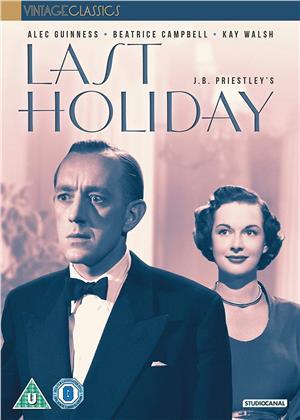Last Holiday (1950) (Vintage Classics, n/b)