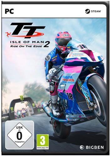 TT Isle of Man 2 - Tourist Trophy