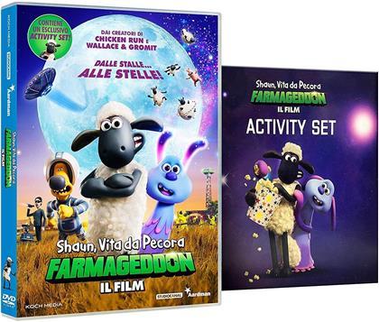 Shaun, vita da pecora - Farmageddon - Il film (Activity Set) (2019)