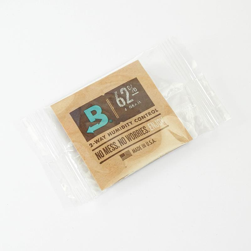 Boveda Over Wrapped 62 Humidy Pack 4g - Feuchtigkeit immer bei maximal 62%