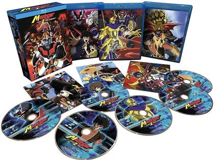 Mazinger Edition Z - The Impact! - Serie completa (6 Blu-ray)