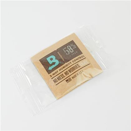 Boveda Over Wrapped 58 Humidy Pack 4g - Feuchtigkeit immer bei maximal 58%