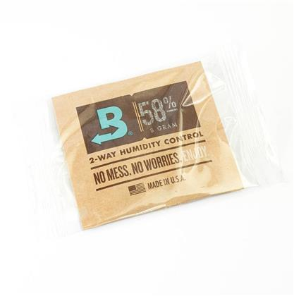 Boveda Over Wrapped 58 Humidy Pack 8g - Feuchtigkeit immer bei maximal 58%