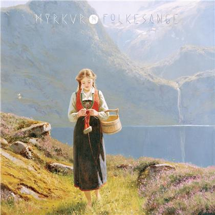 Myrkur - Folkesange (Baby Blue Vinyl, LP)