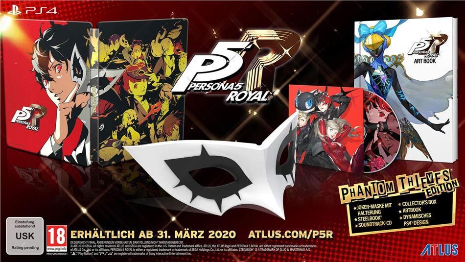 Persona 5 Royal (Phantom Thieves Edition)