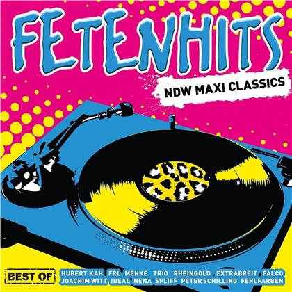 Fetenhits NDW Maxi Classics - Best Of (3 CDs)