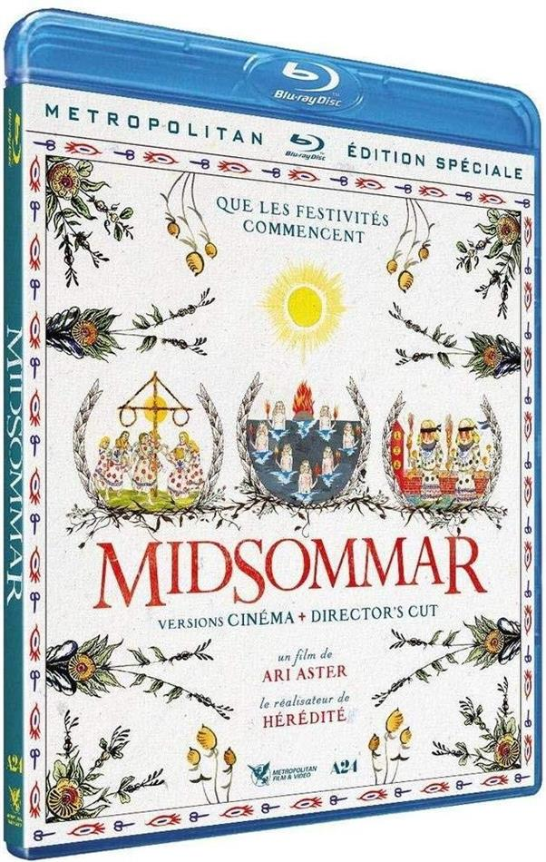 Midsommar (2019) (Director's Cut, Kinoversion, Special Edition, 2 Blu-rays)