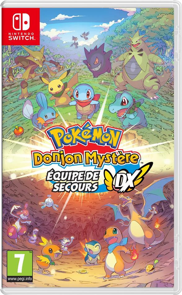 Pokémon Donjon Mystére: Équipe de Secours DX