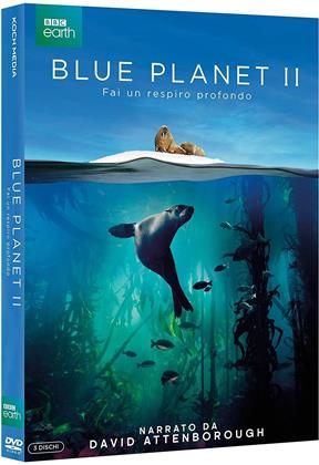 Blue Planet 2 (2017) (BBC Earth, 3 DVDs)