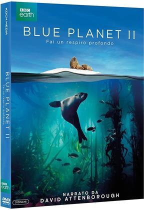 Blue Planet 2 (2017) (BBC Earth, 3 DVD)