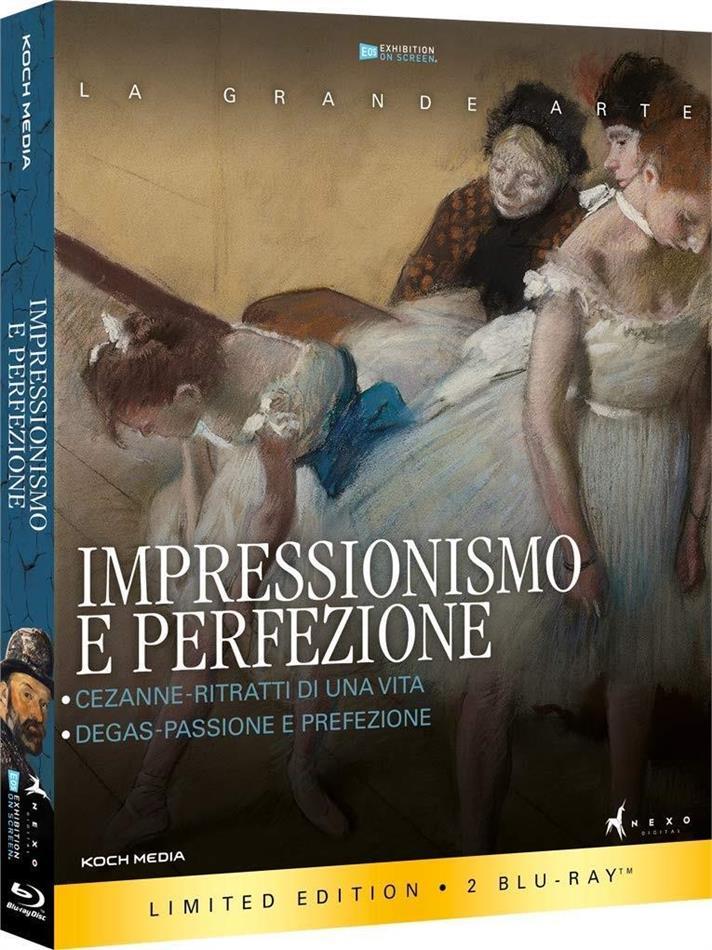 Impressionismo e Perfezione (La Grande Arte, Limited Edition, 2 Blu-rays)
