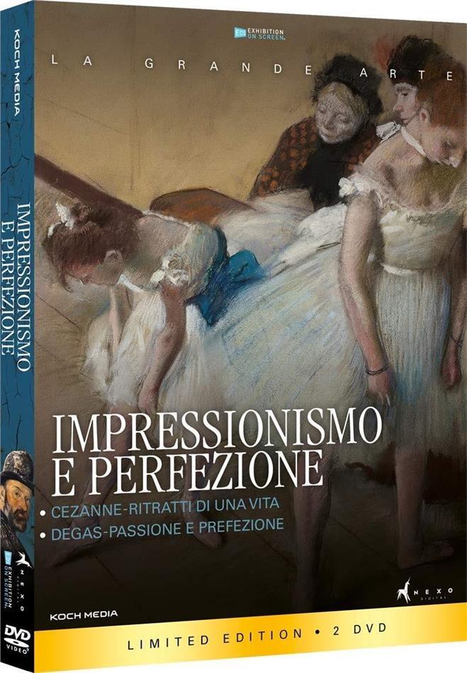 Impressionismo e Perfezione (La Grande Arte, Limited Edition, 2 DVDs)