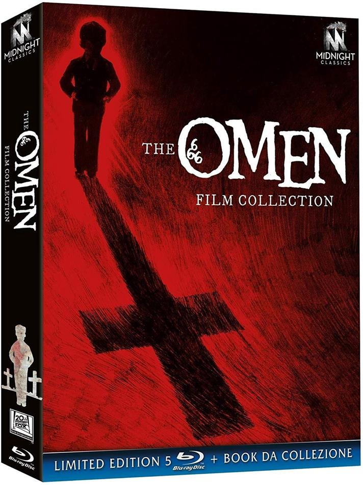 The Omen - Film Collection (Limited Edition, 5 Blu-rays)