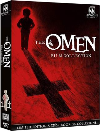 The Omen - Film Collection (Edizione Limitata, 5 DVD)