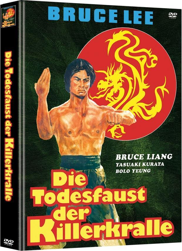 Die Todesfaust der Killerkralle (1975) (Cover A, Limited Edition, Mediabook, 2 DVDs)