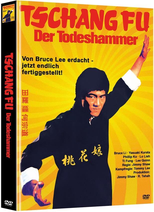 Tschang Fu - Der Todeshammer (1977) (Cover A, Limited Edition, Mediabook, 2 DVDs)