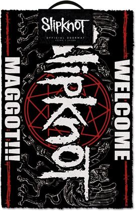 Slipknot - Welcome Maggot - Doormat