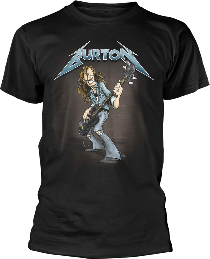 Metallica - Cliff Burton Squindo Stack - Grösse S