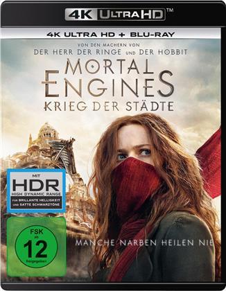 Mortal Engines - Krieg der Städte (2018) (Neuauflage, 4K Ultra HD + Blu-ray)